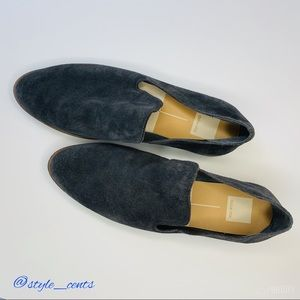 Dolce Vita Blue Suede Shoes